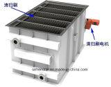 ガスの冷却装置、広いチャネルのガス送管の無駄の熱回復交換体