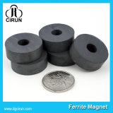 Gesinterter harter Ring-Ferrit-Magnet des Lautsprecher-Y30