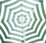 Parapluie de Sun de plage d'Hawaï de jardin de syndicat de prix ferme de patio