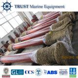 Eje de transmisión marina forjado del propulsor del barco