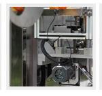 De automatische Koker die van de Kegel van het Document van het Roomijs Machine (MT-150) vormen