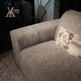 Sofà del tessuto con il Chaise (996A)