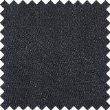 Tessuto viscoso dello Spandex del poliestere del cotone nero per i jeans del denim