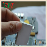 Dissipação de calor da folha do silicone