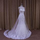 Vestidos nupciais Backless de vestido de casamento do vestido de esfera