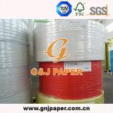 Papel sin carbono de la buena calidad usado en la impresión de la carta