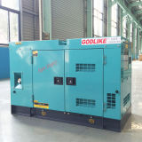50kVA/40kw Cummins Genset diesel silenzioso con Ce/ISO