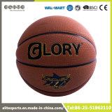 Basketbal van het Leer van EVA het Officiële Gelijke Gelamineerde