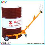 Easy Operate Drum Hand Cart com 3 rodas DC500