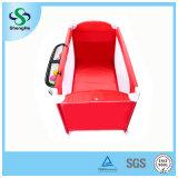 Heiße Verkaufs-Baby-Arbeitsweg-Feldbett-Baby-Krippe mit zweiter Schicht (SH-A12)
