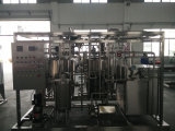 가득 차있는 Automatic Small Scale Small Scale 200L/H Combined Ice Cream Processing Line