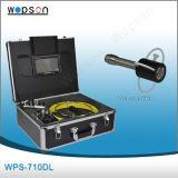 Appareil-photo d'égout de pipe de Wopson et système de localisation visuels