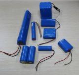 la batteria dello Li-ione fabbrica il pacchetto della batteria dello Li-ione 2s5p di 7.4V 13ah 18650