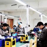 Faser-Schmelzverfahrens-Filmklebepresse der automatischer Fokus-Funktions-Ai-6