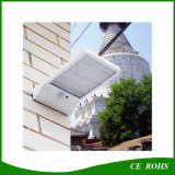 2.5Wは庭のヤードのガレージの経路のための屋外の極めて薄い36LED太陽動きセンサーの薄暗い壁LEDライトを防水する