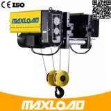 Calidad superior de la cuerda de alambre de empuje polipasto eléctrico hecho en China