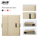 Separable magnétique Cover Book Leather Wallet Mobile Cas pour Samsung