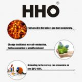 De Generator van Hho voor de Boiler van het Gas