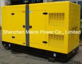 tipo silencioso BRITÁNICO generador del motor diesel de la tarifa espera de 150kVA 120kw