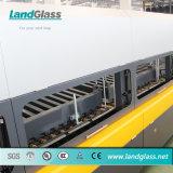 Chaîne de production durcie par convection en verre plat de gicleur de Landglass