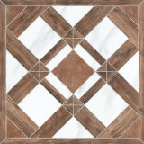 600X600 Porcelain Rustic Tiles Image Wood (IK6207)