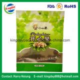 Fastfood- mit ReißverschlussVerpacken- der Lebensmittelbeutel für trockene Frucht/trockene Nahrungsmittel/Dry-Ladung