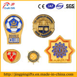 Kundenspezifischer Soft Enamel Badges Metal Lapel Pin für Promotional Gifts