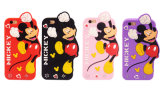 Mickey는 소형 LG G3를 위한 실리콘 전화 상자를 만든다 (XSD-008)