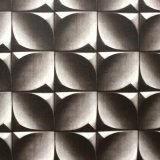 2016 panneau de mur de PVC Wallcovering du matériau 3D de décor de mur intérieur