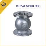 鉄の鋳造ポンプ予備品ポンプ弁