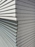 Zwischenlage-Panel des Stahlblech-für Wand färben leichtes ENV