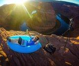 Aufblasbarer Kneipe-Beutel-reisender fauler Schlafenluft-Bett-Luft-Aufenthaltsraum
