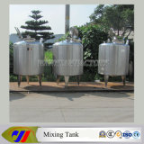 우유, Mixer를 가진 Juice Electric Heating Jacketed Tank Pasteurizer
