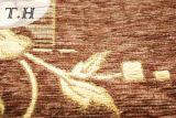Dubai-Chenille-Sofa-Tuch durch Brown Color