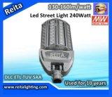 Luz de calle del precio de fábrica 60W 80W 100W 150W 240W LED
