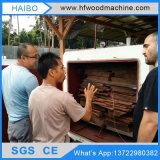 Maquinaria elevada do aquecimento do vácuo do Hf de Effiency para a secagem de madeira