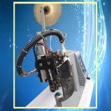 Ar quente usado da cinta de PE/PVC que solda bens e a máquina impermeáveis da selagem da emenda das sapatas