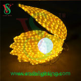 높은 Quality LED 3D Motif Light Shell Light