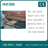 Door를 위한 목공 Machine Single Surface Glue Spreader Wood