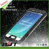 Het Waterdichte Geval van uitstekende kwaliteit van de Schokbestendige Telefoon van de Cel voor de Melkweg van Samsung S7