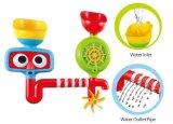giocattolo di spruzzatura dell'acqua dell'acquazzone del bagno del reticolo 1432525A-Cartoon per il capretto