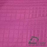 água de 50d 270t & do Sportswear tela 100% tecida do poliéster do filamento do jacquard da manta para baixo revestimento ao ar livre Vento-Resistente (53132L)