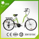 A buon mercato 26 '' bici elettrica della strada della donna di 36V 250W