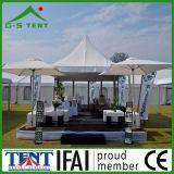 Tent van de Luifel van het Zonnescherm van de Pagode van de luxe de Hoge Piek