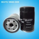 Filtro de petróleo W719 21/W719 27/W719 30 para las piezas del coche