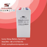 Lange des Leben-2V der Zellen-1200ah Röhrensaure VRLA Batterien gel Opzv der Batterieleitungs-