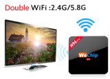 Wechip H96プロGoogleのメディアプレイヤーのOtt H96プロS912 2g 16g Octaのコアアンドロイド6.0 TVボックスKodi 16.0のメディアプレイヤー
