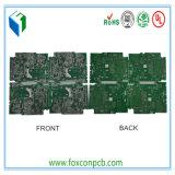 電子Meter/LEDの軽い携帯電話または電源PCBのボードのためのPCBの緑のボード