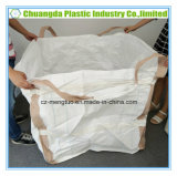 Flacher riesiger Behälter-Massenbeutel der Unterseiten-FIBC mit 2 Schleifen