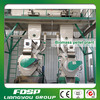 1-2t / H Linha de fabricação de pellets de madeira de combustível de biomassa